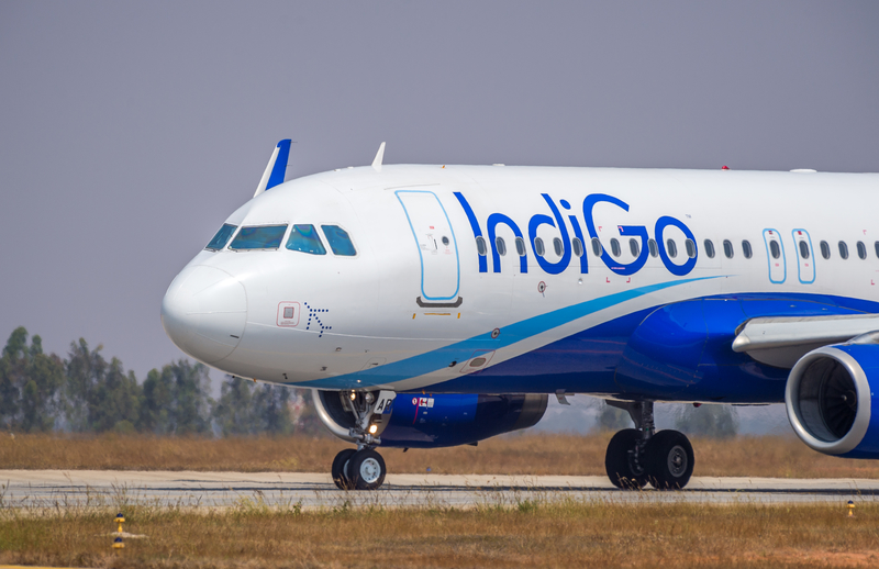 Nagpur Airport is a hub for IndiGo.