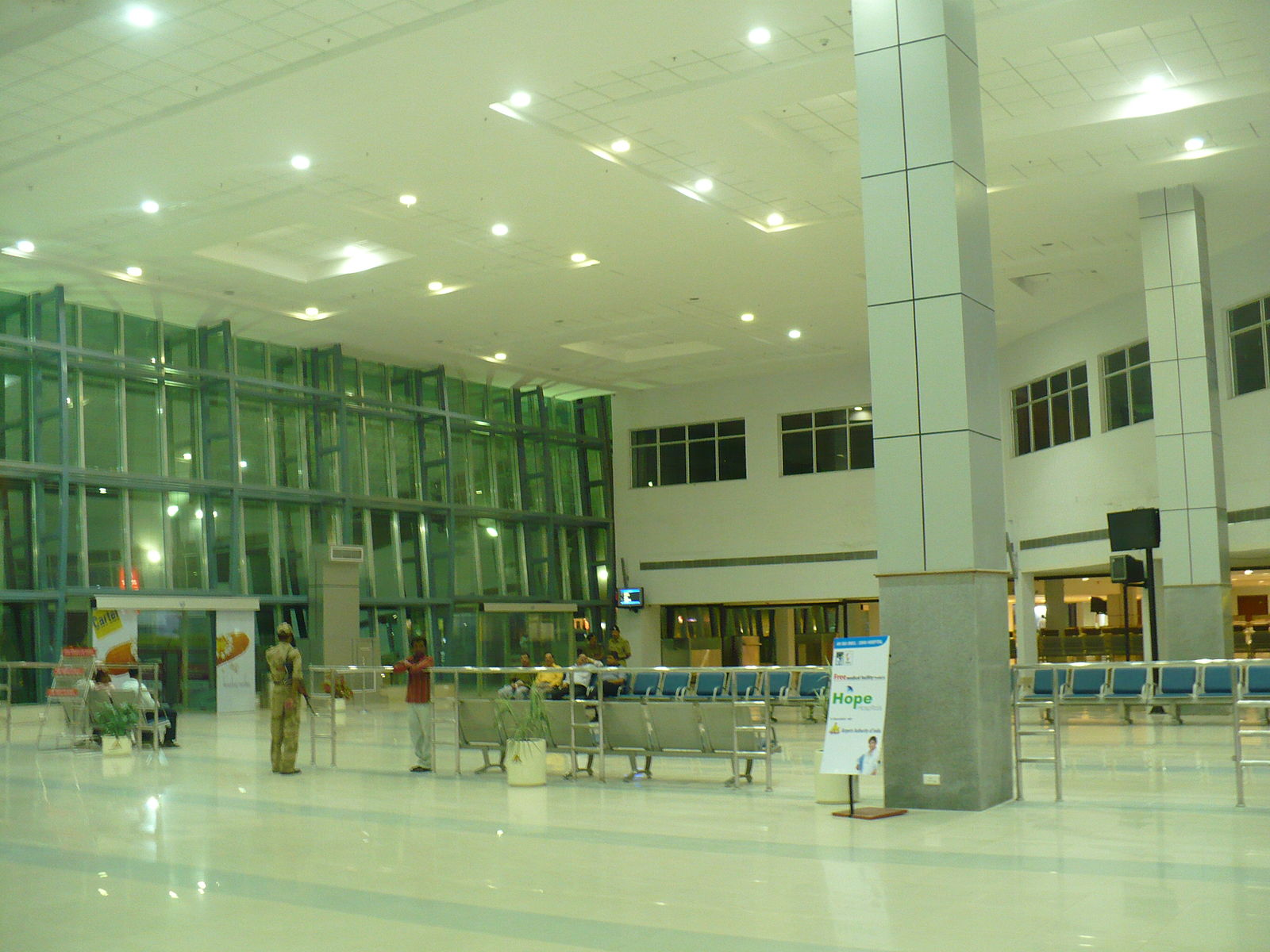 Dr. Babasaheb Ambedkar International Airport (NAG) serves Nagpur in India.