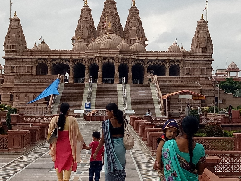 Swaminarayan Temple is a must-see attraction in Nagpur.